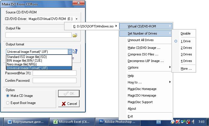 f803df646 MagicDisc je bezplatný a veľmi jednoduchý program pre prácu s virtuálnymi  jednotkami a diskami. Keďže nie som náročný užívateľ PC, nemusím vytvárať  ...